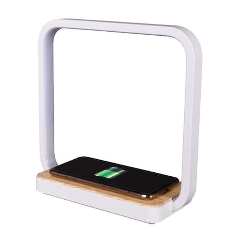 OttLite Wireless Charging Station with Night Light