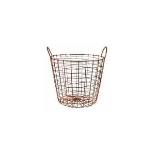 DesignStyles Wire Storage Basket and Waste Bin