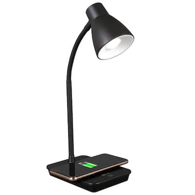 OttLite Wellness Series® Infuse LED Desk Lamp with USB Charging
