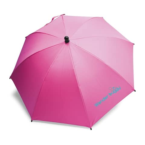 Universal Uv Protective Stroller Parasol - Pink