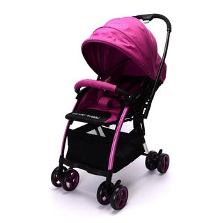 Link to WonderBuggy Ultralight One Hand Fold Compact Stroller with Reversible Handle Similar Items in Strollers