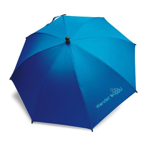 Universal Uv Protective Stroller Parasol - Blue