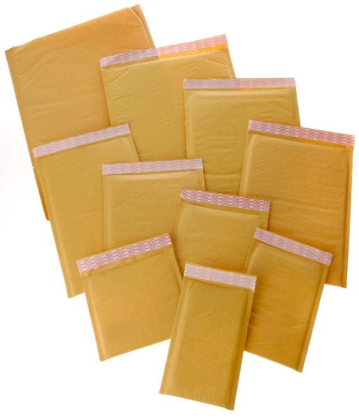self seal cd 75x75 inch bubble mailers case of 250