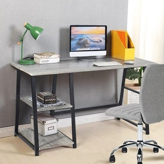 Furniture R Computer Writing Desk