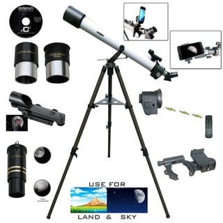 Link to 800mm x 72mm ELECTRONIC FOCUS SMART PHONE ADAPTER TELESCOPE Similar Items in Optics & Binoculars