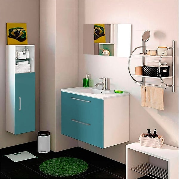 "24"" Modern bathroom vanity Set"