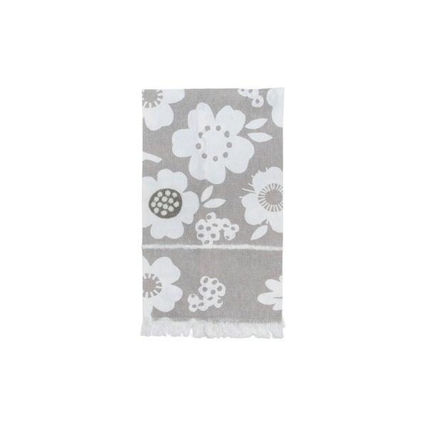 Foreside Home and Garden Hand Woven Rynn Tea Towel