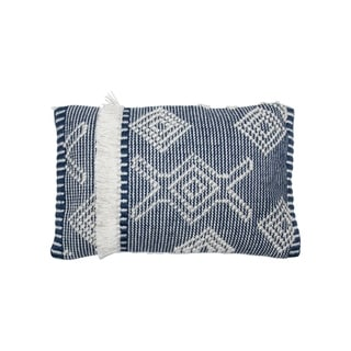 Foreside Home and Garden 14X22 Hand Woven Mila Pillow