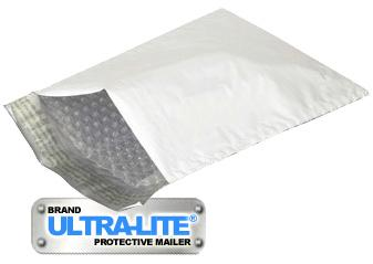 Self Seal #0 6.5x10-inch Bubble Mailers (Case of 100)