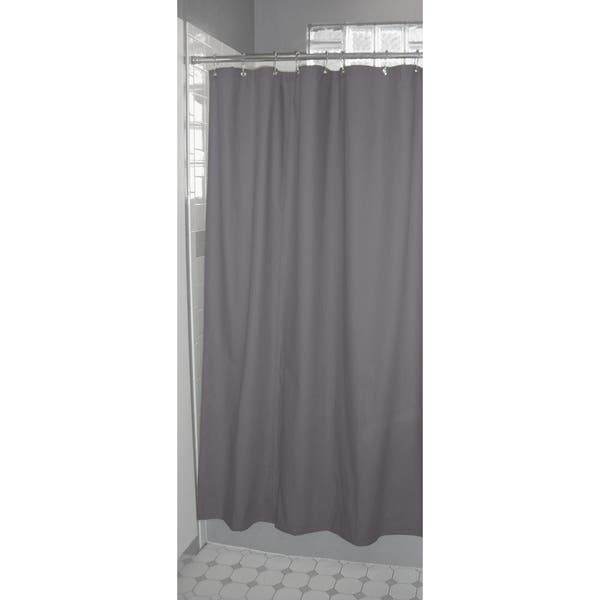 Cotton Shower Curtains Are 70 X 74