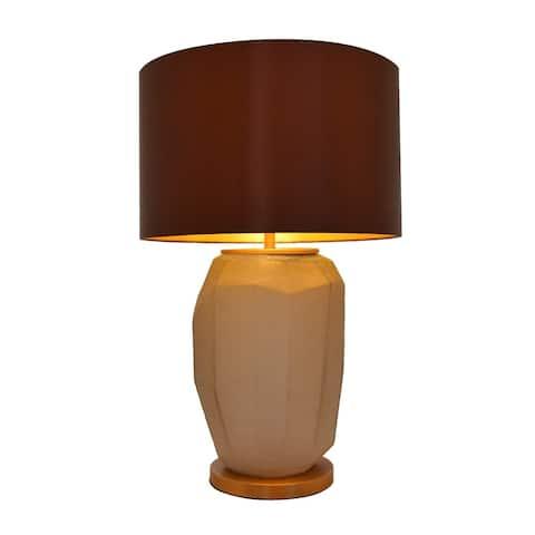 "Iris Big 30"" Table Lamp (Single)"