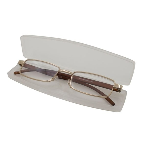 Able Vision Slim Reader Brown Unisex Reading Glasses. Opens flyout.