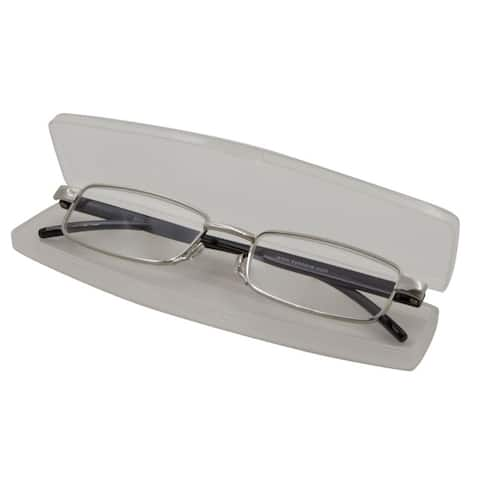 Able Vision Slim Reader Black Unisex Reading Glasses