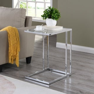 Link to Gideon Glass Top C Table Similar Items in Living Room Furniture