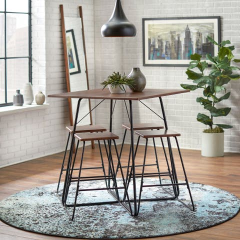 Simple Living Petra 5-piece Counter Height Dining Set