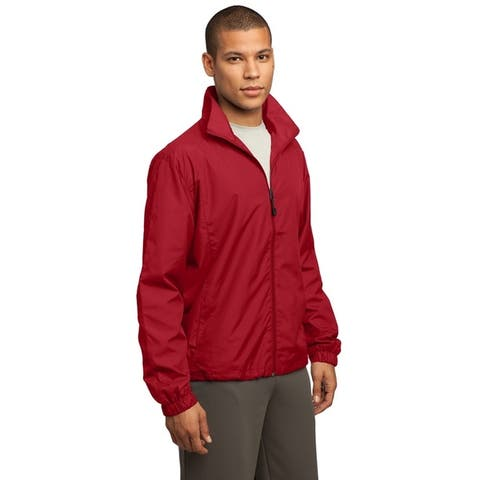 One Country United Men's Water Repellent Wind Jacket.