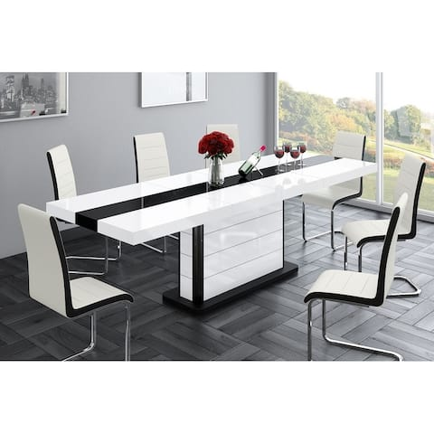 PIZANI Extendable Dining Table
