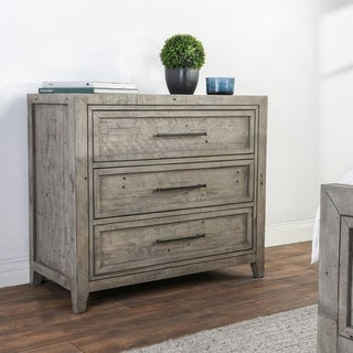 The Gray Barn Wester Cotbank Reclaimed Pine 3-drawer Chest