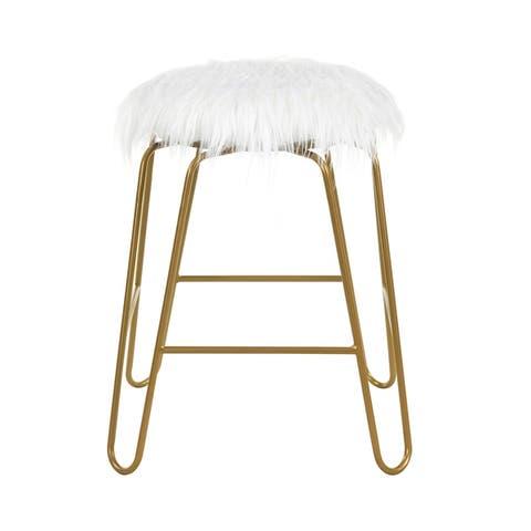 Alden 18-Inch Vanity Chair