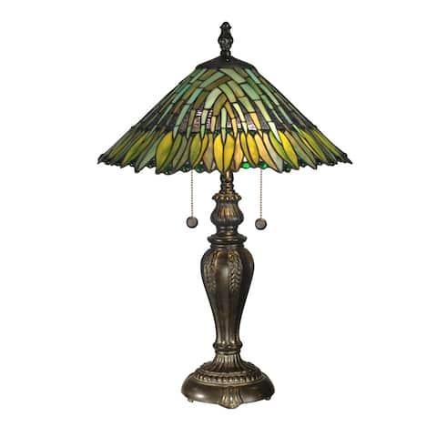 Leavesley Tiffany Table Lamp