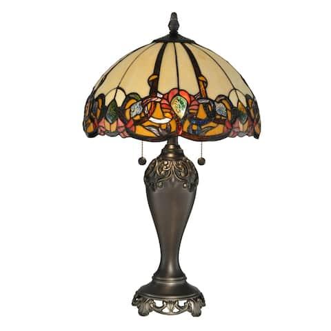 Northlake Tiffany Table Lamp