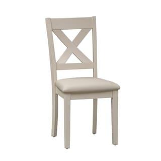 Thornton Cream X-back Dining Chair