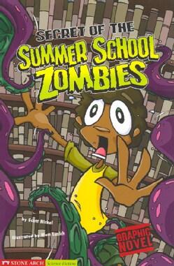Secret of the Summer School Zombies (Paperback)