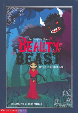 Beauty and the Beast: The Graphic Novel (Paperback)
