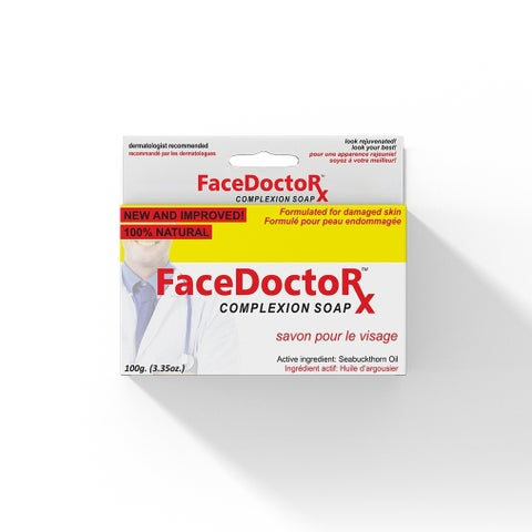Face Doctor Natural Complexion Rejuvenating Soap
