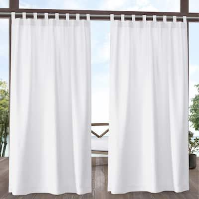 Sarmi Indoor/Outdoor Tab Top Panel Pair by Havenside Home