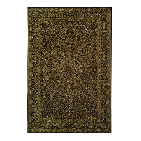 Safavieh Handmade Persian Court Traditional Multi Colored Wool Rug - 8' x 10'