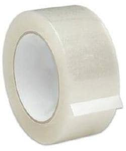 Clear 2-inch Packing Tape (Case of 6)
