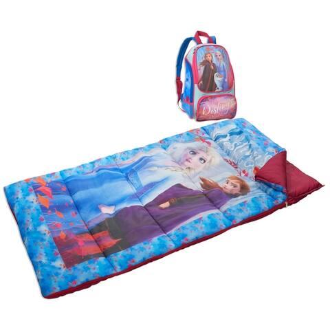 Disney Frozen 2 Kids 2-Piece Oxford Backpack Kit