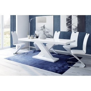 Link to NONEX Extendable Dining Table Similar Items in Dining Room & Bar Furniture
