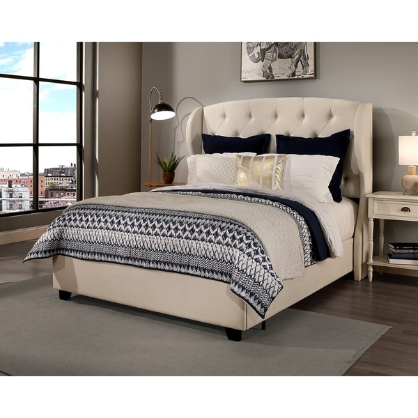 Archer Upholstered Bed. Opens flyout.
