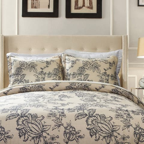 The Gray Barn Lyndhurst French Country Printed Bedding Set