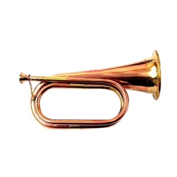 Bugle, Copper & Brass