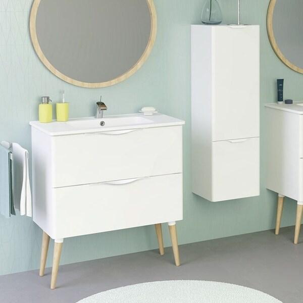 32'' Bend Modern Bathroom Vanity Cabinet Set