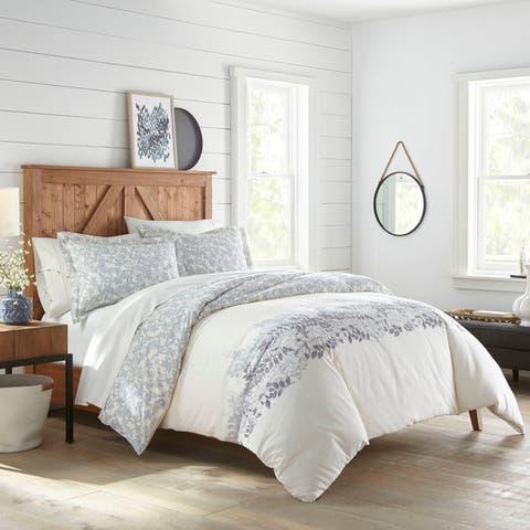 Stone Cottage Briar Navy Comforter Set