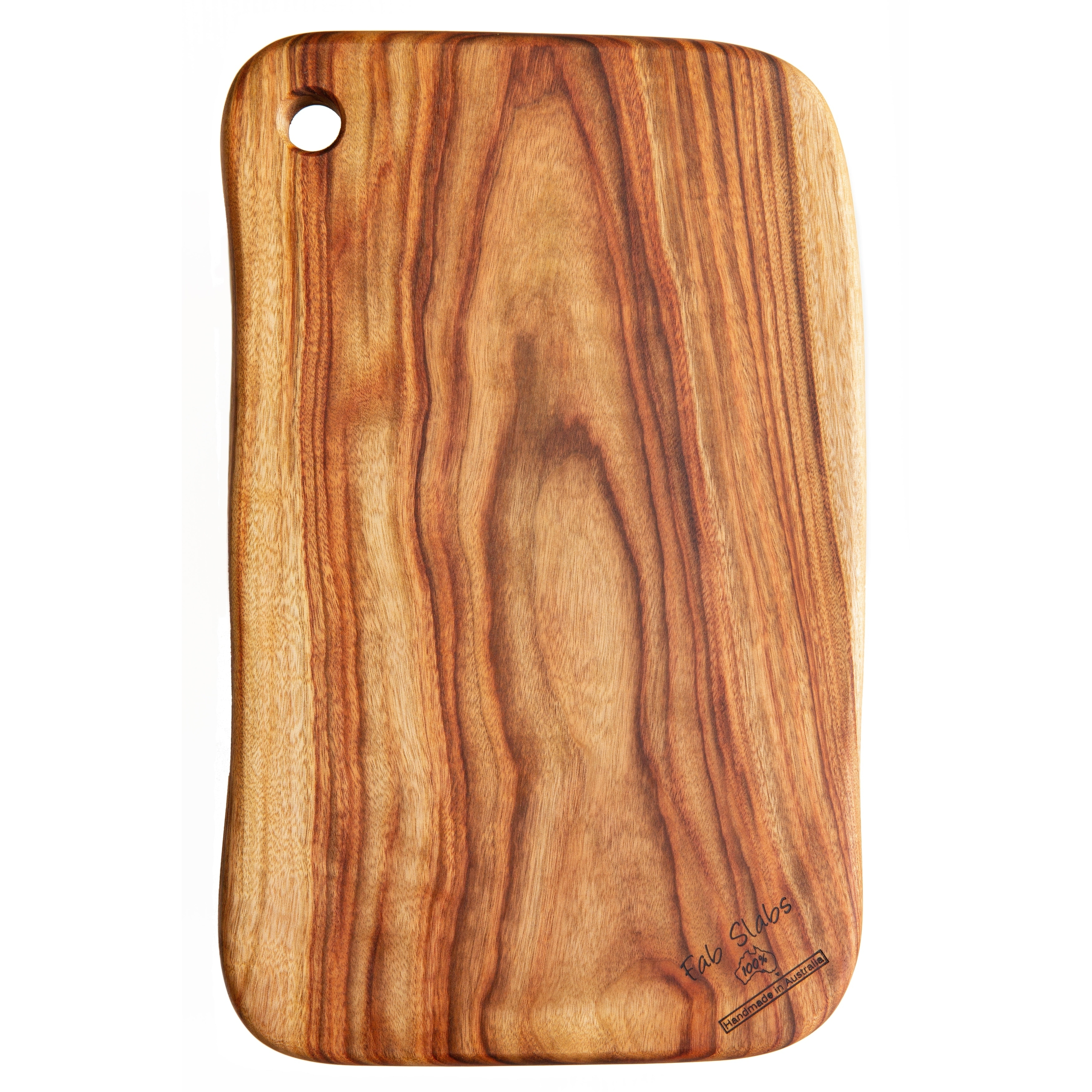Fabslabs Natural Wood Camphor Laurel Large Premium Hygienic Cutting Board 18 9 X 10 63 Overstock 30567892