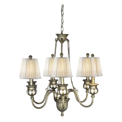 Springdale 27W Evita 6-Light Chandelier