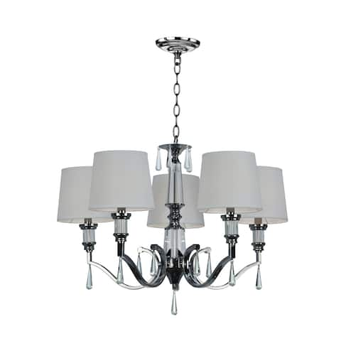 Eliza 5-Light Crystal Chandelier