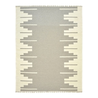"Arthur Contemporary Handmade Runner Area Rug - 2' 6"" x 10' 0"""