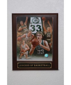 Larry Bird Collectible Plaque - Thumbnail 0