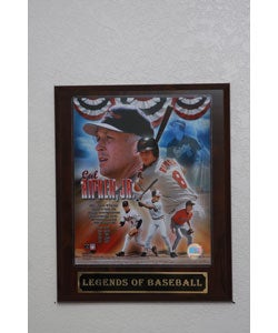 Cal Ripken Jr. Collectible Plaque