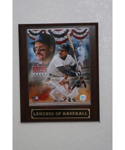 Wade Boggs Collectible Plaque