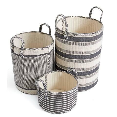 Georgia Fabric Basket