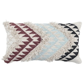"Kosas Home Fiona 100% Cotton 14"" x 26"" Throw Pillow"