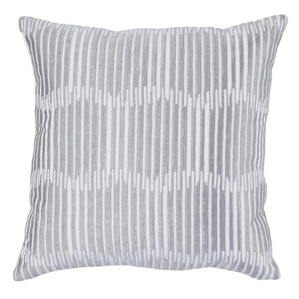 Kosas Home Dryer 100% Cotton 22-inch Throw Pillow