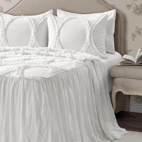 The Gray Barn Peony Grove Bedspread Set